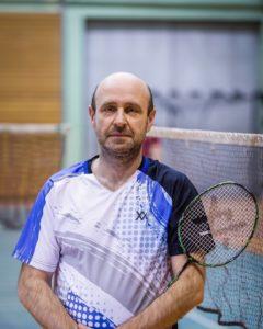 Jacek hankiewicz - badminton